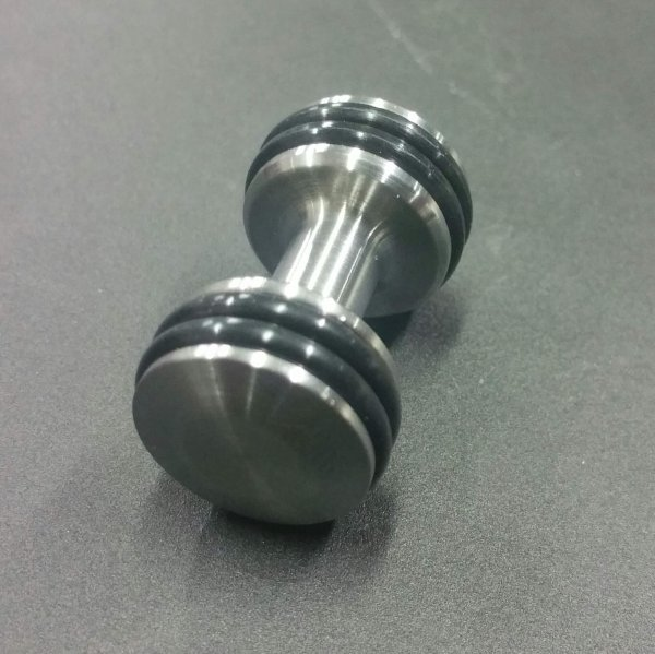 Ballistic Machinist dumbell slug