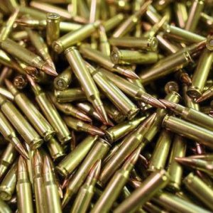 Bulk Subsonic .223 Remington 55gr FMJ