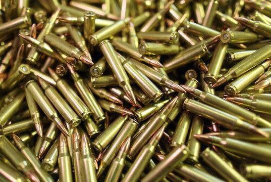 Bulk Subsonic .223 Remington 55gr FMJ