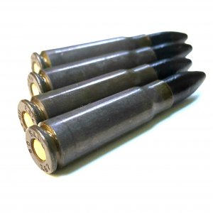 Subsonic 7.62x39mm 220gr RN - Steel Case