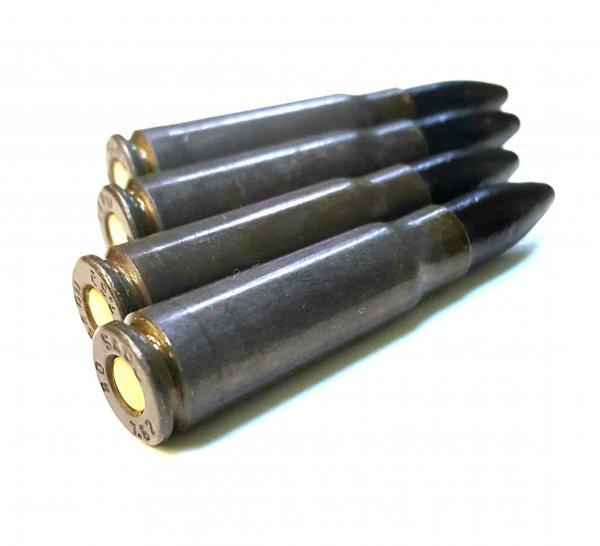 Subsonic 7.62x39mm 220gr RN - Steel Case