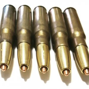 Subsonic Controlled Fracturing 50 BMG 725gr