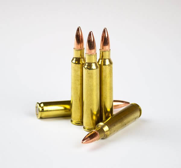 .223 Remington 55gr FMJBT