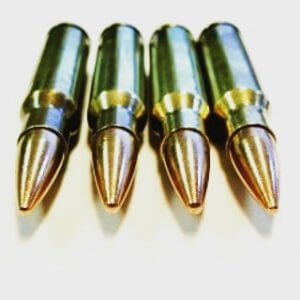 308 Winchester 147gr FMJBT