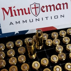 minuteman ammunition 10mm 180 Grain JHP