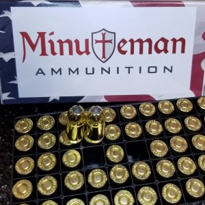 380 ACP 95 Grain Montana Gold HP
