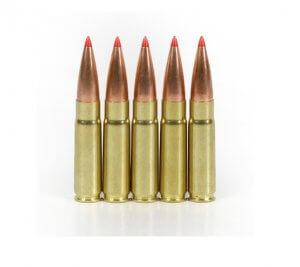 Dynamic Munitions 300BLK 208gr A-MAX Ammunition