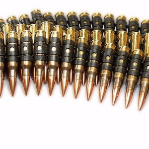 Linked 7.62x51 Ammo