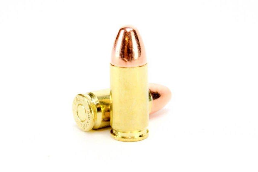 Subsonic 9mm 165gr RN - Detroit Ammo Co  : Detroit Ammo Co