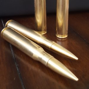 50 BMG 650gr Match Solid