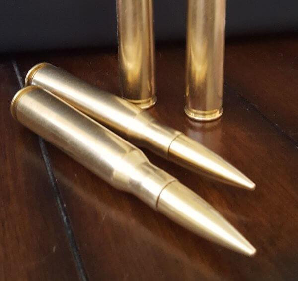 50 BMG 650gr Match Solid