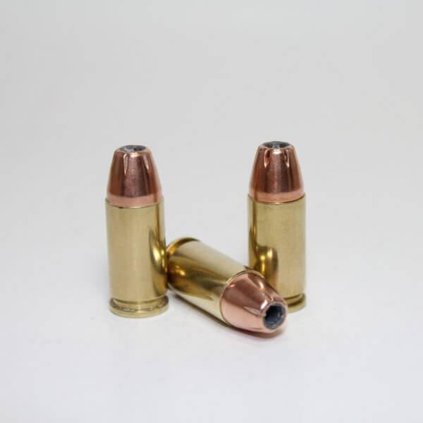 9mm 147gr JHP Defensive Operator Ammunition