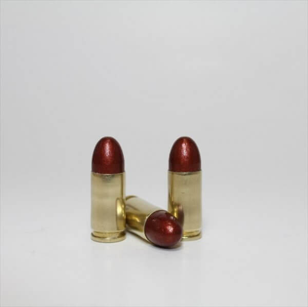 9mm 124gr Red Viper Ammunition