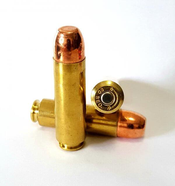 12.7x42mm (AKA 50 BEOWULF) 350gr RS