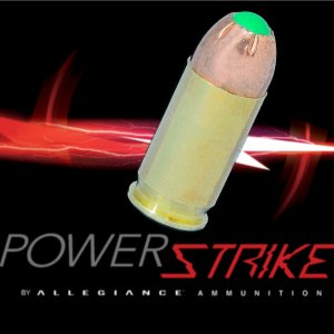 PowerStrike-LF 9mm 95gr 20rds per box