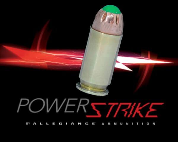 PowerStrike 45ACP 125gr 1162 FPS