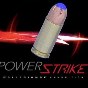 PowerStrike 9mm 80gr 1325 FPS