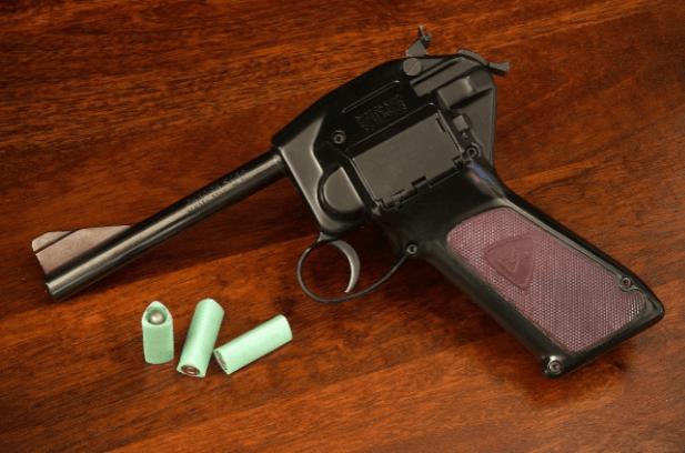 Tround gun