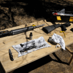 Cleaning and maintaining your gun