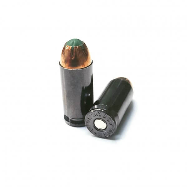 40 S&W 100grJacketed Frangible