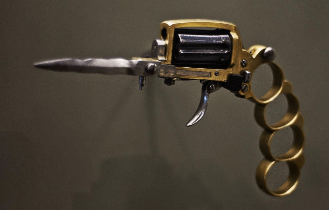 Insane Guns You Wouldn't Believe Actually Existed