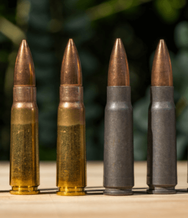 Why Brass Ammo Is Better Than Steel-Cased Ammo