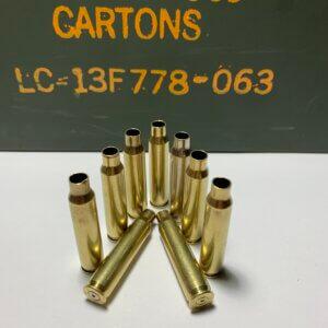 .223/5.56 brass casings