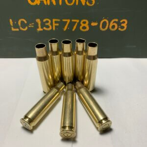 .308 Win/ 7.62x51 brass casings