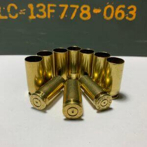 10mm brass casings