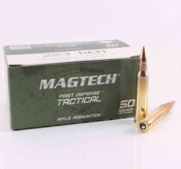 Magtech .223 REMINGTON 55GR FMJ