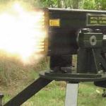 Metal Storm Gun