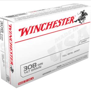Winchester .308 Win.147g USA FMJ