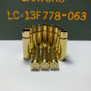 300 Blk brass casings