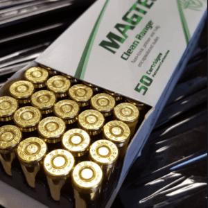Magtech 9mm 124gr FMJ Clean Range Ammunition