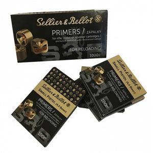 Sellier & Bellot Small Pistol Primers