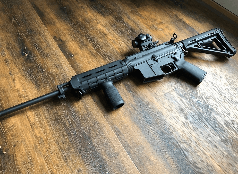 The AR-15: Today's Media Scapegoat