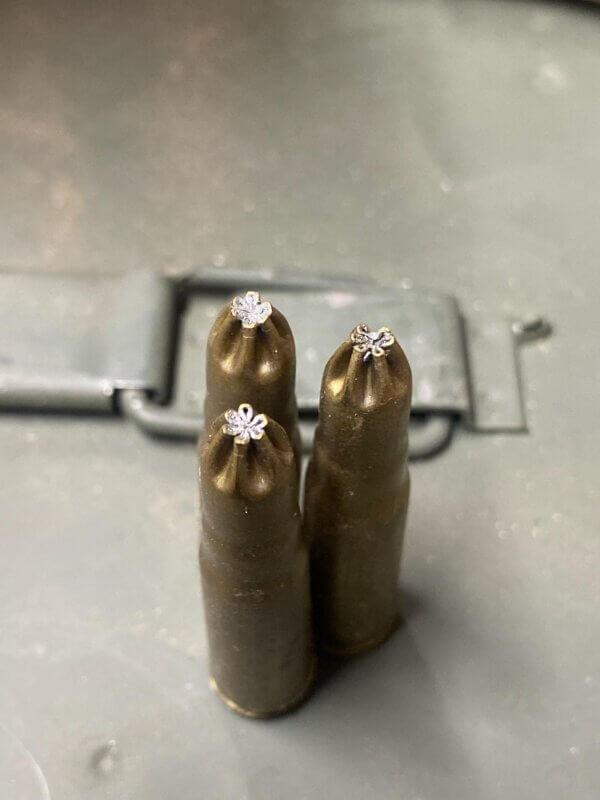 7.62x39mm FULL Flash Blanks