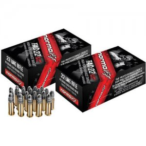 Norma TAC .22 LR 40 Grain RN (50 Rounds)
