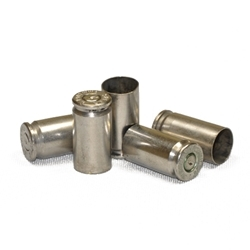 9mm Nickel Plated Brass