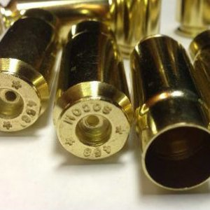 458 SOCOM BRASS (50 PIECES)