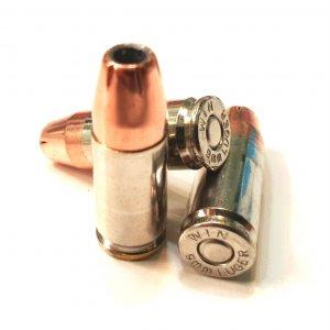 9mm-147gr HP/XTP