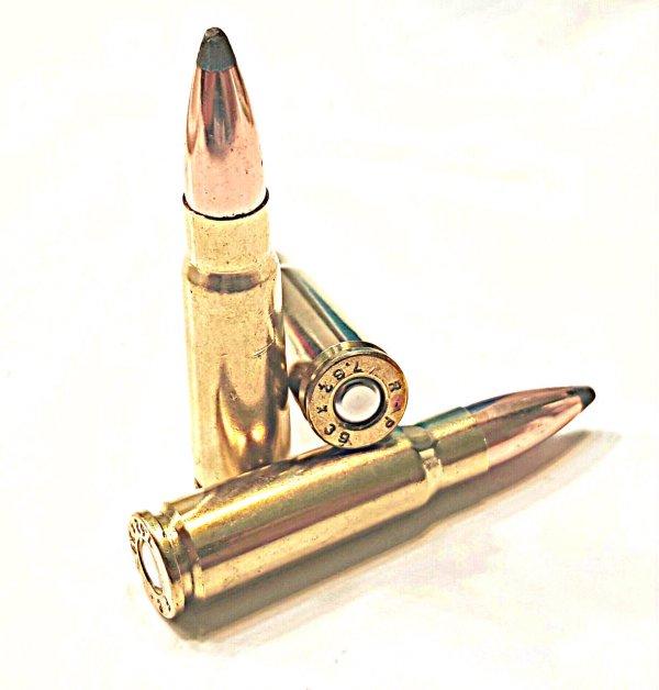 SUBSONIC 7.62x39mm 150gr JSP